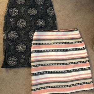 Loft Bundle Skirt 0